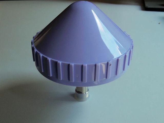 Antena GPS alto ganho 38dbi com suporte marítimo automação etc - Foto 2