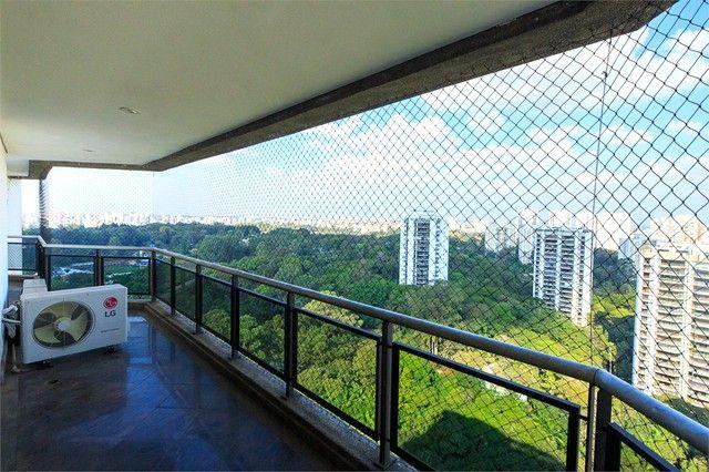 Apartamento para alugar com 4 dormitórios em Alto da boa vista, São paulo cod:REO394791 - Foto 4