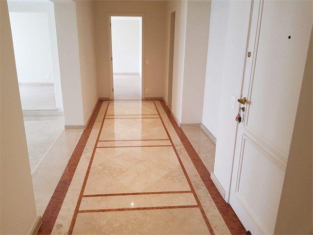 Apartamento para alugar com 4 dormitórios em Santo amaro, São paulo cod:REO96634 - Foto 2