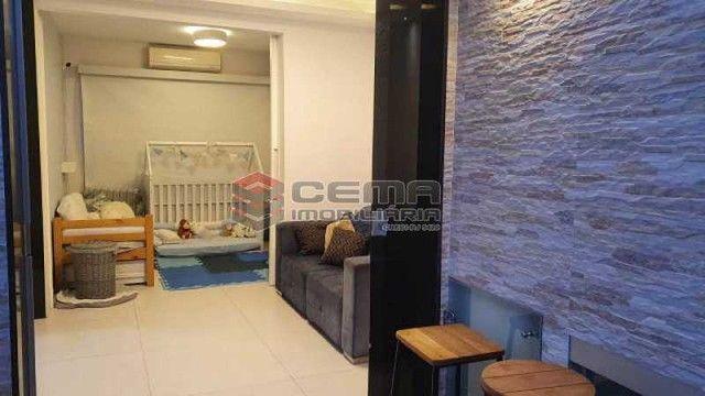Cobertura à venda com 2 dormitórios em Flamengo, Rio de janeiro cod:LACO20141 - Foto 9