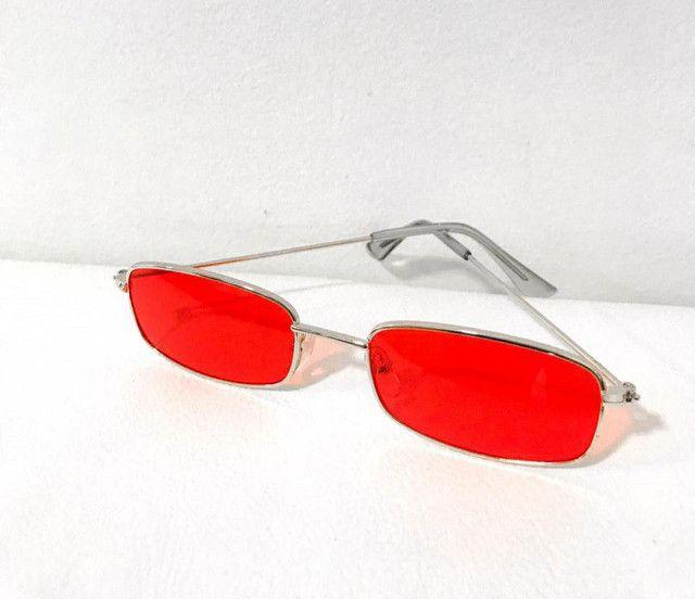 Óculos de Sol Hippie Proteção Uv400  - Foto 3