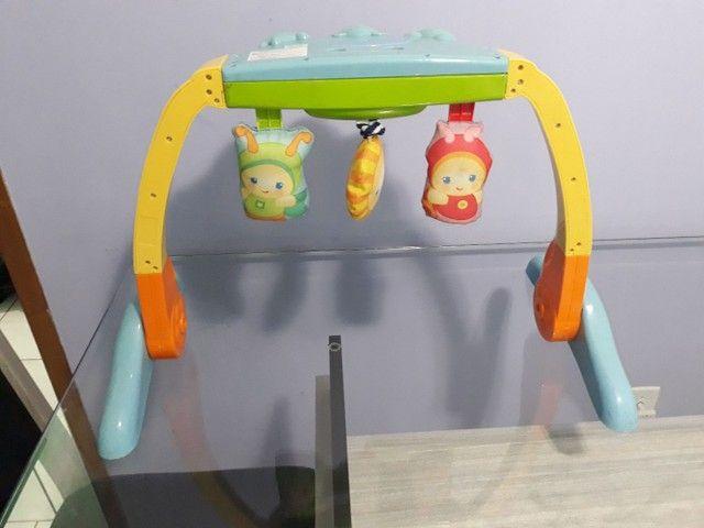 Vendo ginásio  para bebê playskool  - Foto 2