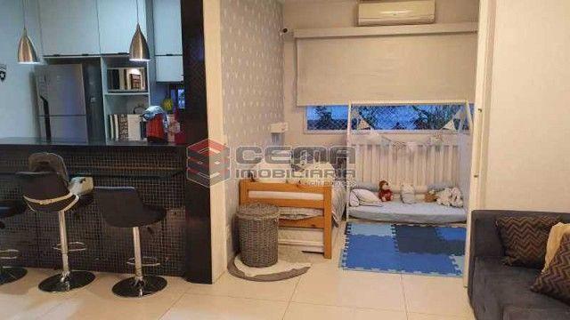 Cobertura à venda com 2 dormitórios em Flamengo, Rio de janeiro cod:LACO20141 - Foto 12