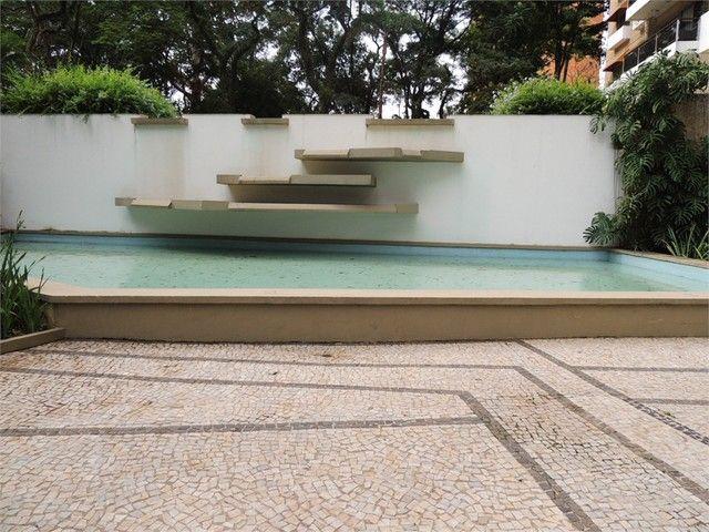 Apartamento para alugar com 4 dormitórios em Santo amaro, São paulo cod:REO43674 - Foto 3