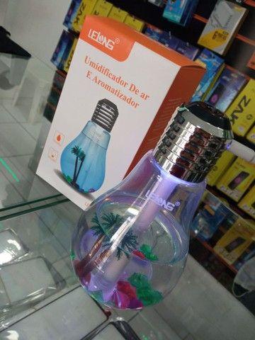 Umidificador de ar e aromatizador  - Foto 2