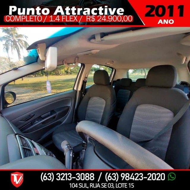 Fiat PUNTO ATTRACTIVE 1.4  - Foto 8