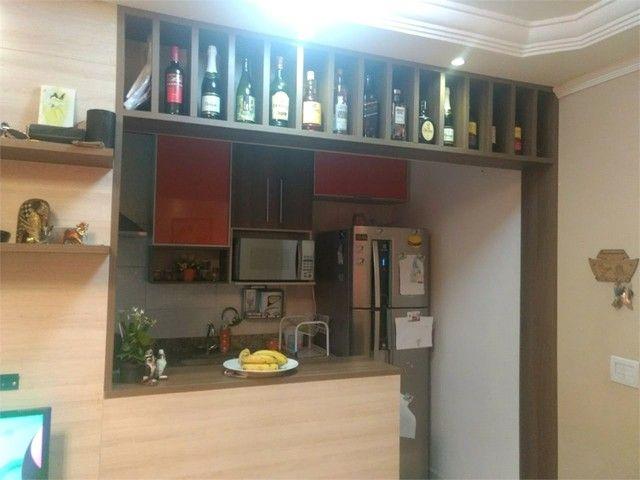 Apartamento à venda com 2 dormitórios em Vila nova cachoeirinha, São paulo cod:REO505460 - Foto 2