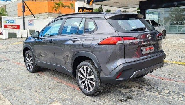 Toyota Corolla Cross XRE 2021/2022 - OKM!!! - Foto 5