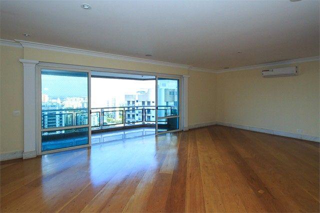 Apartamento para alugar com 4 dormitórios em Alto da boa vista, São paulo cod:REO394791 - Foto 2