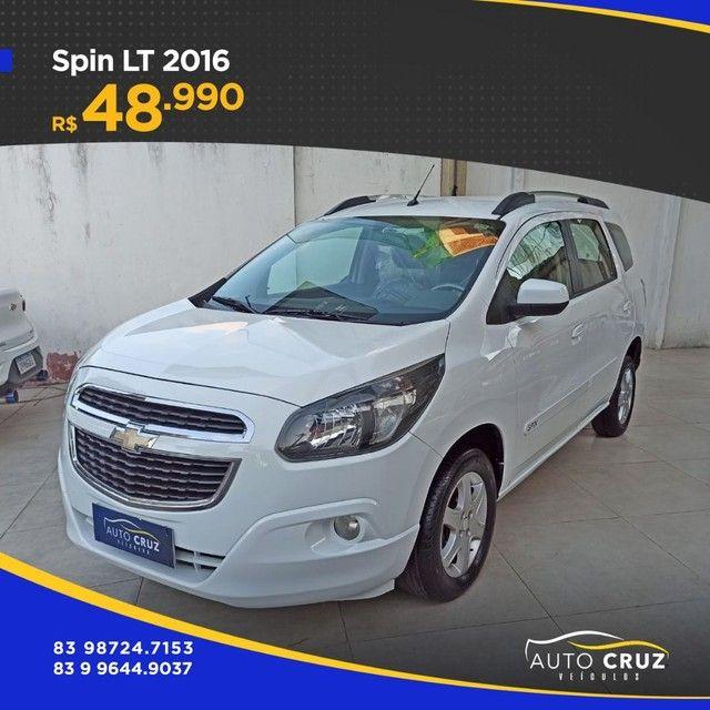 SPIN LT 2016 AUT... EXTRA (Auto Cruz veículos)