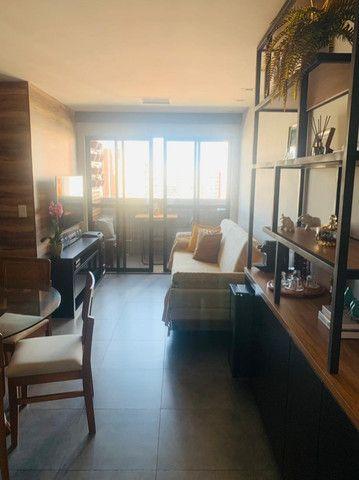 Vendo belíssimo apartamento 2/4 mobiliado  - Foto 2