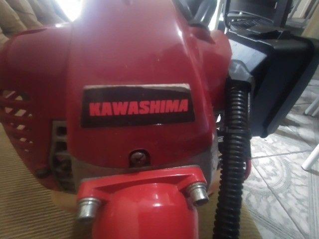 Roçadeira kawashima 25.1 cc