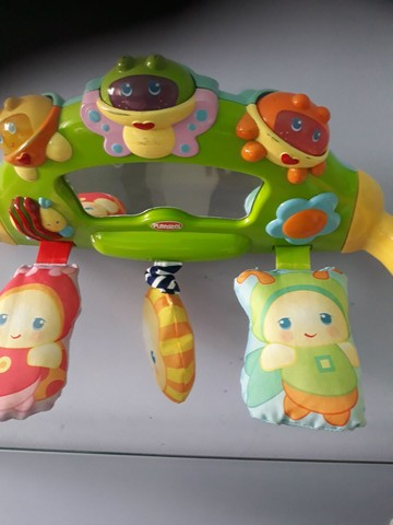 Vendo ginásio  para bebê playskool  - Foto 4