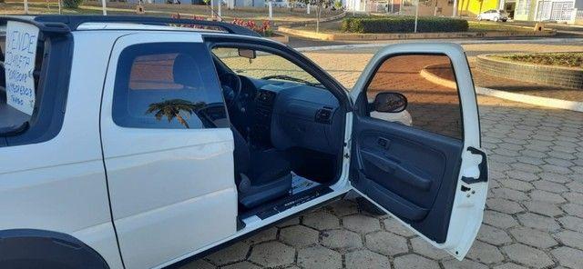 Imperdível: Fiat Strada CD Hard Working 1.4 - Foto 7