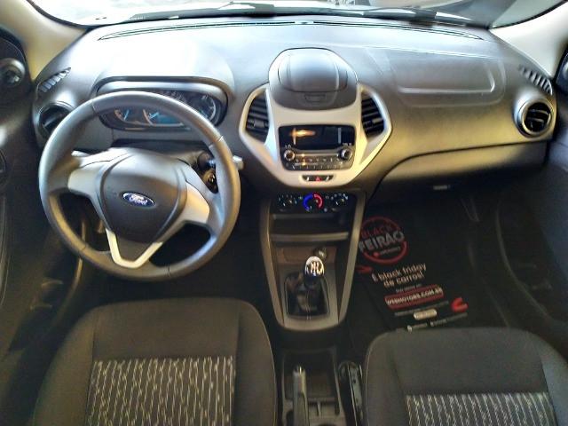 Ford KA 1.0 Flex 2020 ( Aceitamos troca e financiamos ) - Foto 6