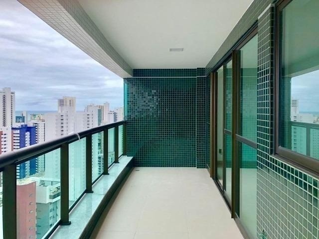 MD | Oportunidade em Boa Viagem - Apartamento 4 suítes - 185m² - Jardim das Tulipas - Foto 7