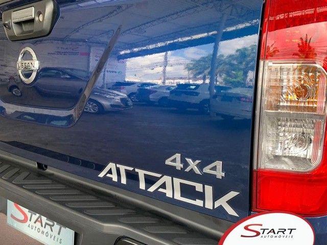 Nissan Frontier 2.3 16v Turbo Diesel Attack Cd 4x4 Automático 2021 - Foto 6