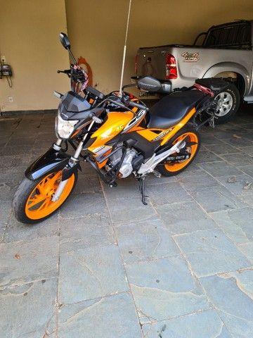 Moto Honda 250