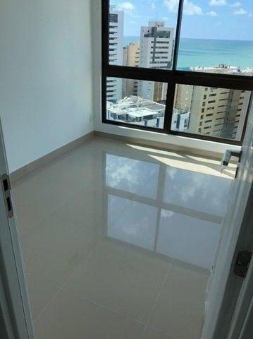 MD   Andar alto Antônio e Julia Lucena - 3 quartos (91m²) em Boa Viagem - 2 Vagas - Foto 4