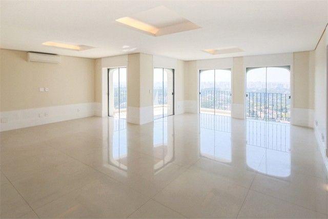 Apartamento para alugar com 4 dormitórios em Alto da boa vista, São paulo cod:REO385560