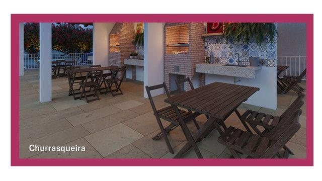 Quinta das Alamedas, apto. 2 quartos, piscina, entrada em 48x - Foto 8
