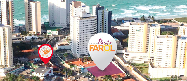 Porto do Farol - lançamento na Ponta do Farol 3 suítes 111 a 183 m² - Foto 8