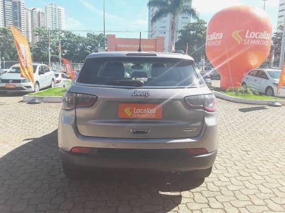 COMPASS 2019/2019 2.0 16V FLEX LONGITUDE AUTOMÁTICO - Foto 2