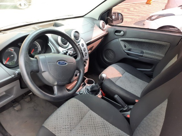 Fiesta SE 1.0 Flex Completo, Impecável, Completo - 2014 - Foto 6
