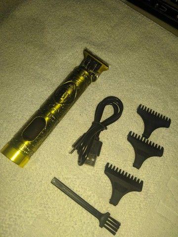 Maquina de detalhamento de Barba e Cabelo - Foto 2