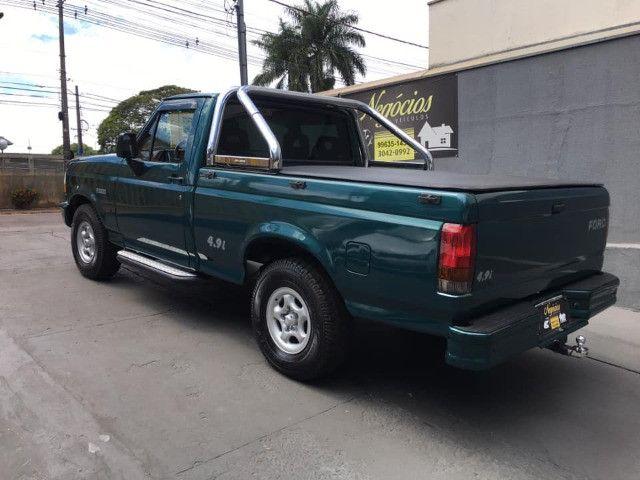 Ford F1000 XL 4.9i 1997/1998 - Foto 4