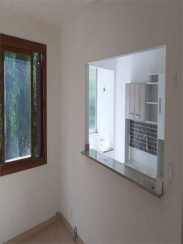 Apartamento à venda com 1 dormitórios em Santana, Porto alegre cod:REO546017 - Foto 7