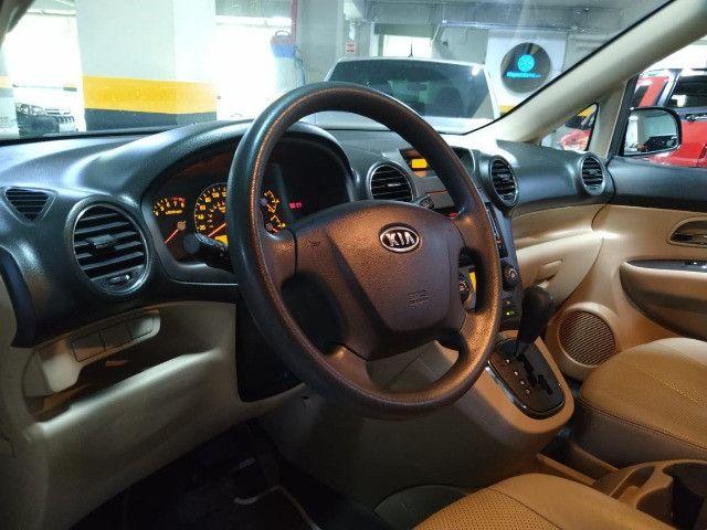 Carens 2011/2012 2.0 EX 16V Gasolina 4P 7 Lugares Automático - Foto 8