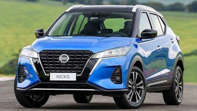 Novo Nissan Kicks 2022  132.990.00