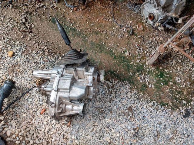 Caixa de Redução / Transferência da Pajero TR4 Automática / Mecânica  - Foto 3