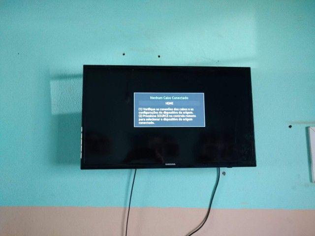 Tv Samsung 32 polegada não Smart