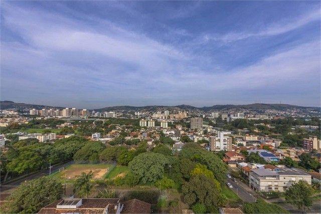 Apartamento à venda com 2 dormitórios em Jardim botânico, Porto alegre cod:REO559702