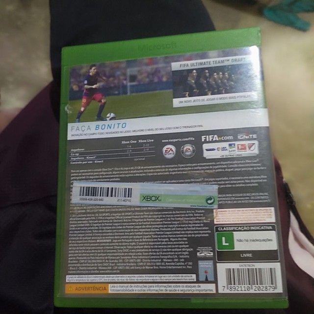 Vendo jogo Xbox em perfeito estado de futebol - Foto 3