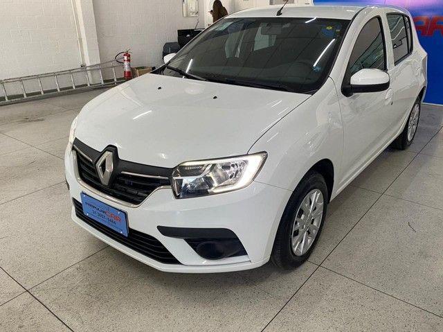 Renault Sandero Zen 1.0 12V SCe (Flex) - Foto 4