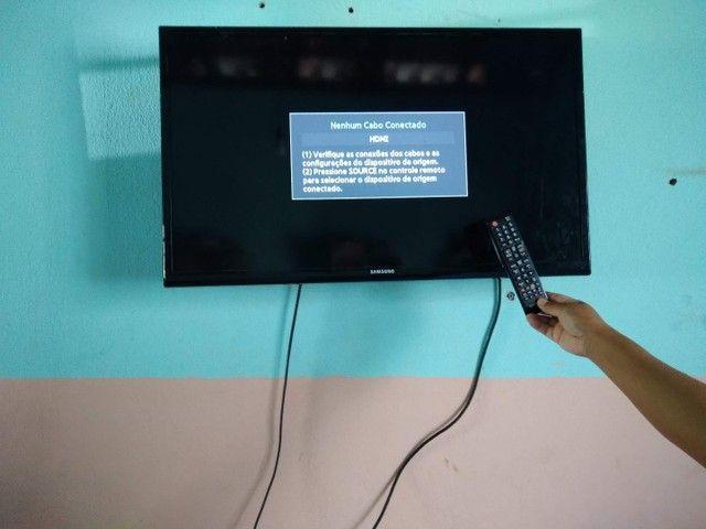 Tv Samsung 32 polegada não Smart - Foto 3