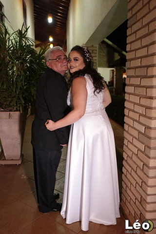 Vestido de noiva Plus Size - Foto 4
