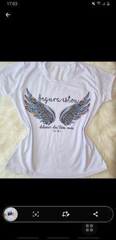 T-shirt em Atacado / a partir R$200,00 - Foto 2