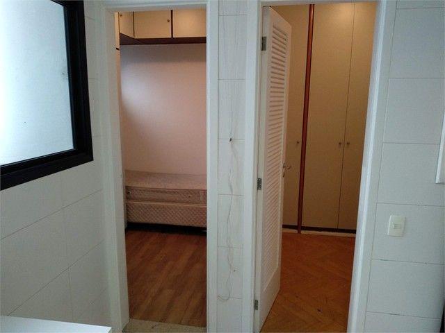 Apartamento para alugar com 4 dormitórios em Alto da boa vista, São paulo cod:REO22610 - Foto 10