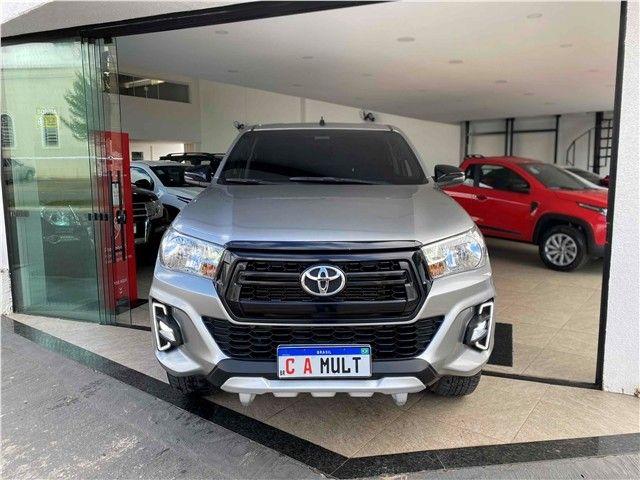 Toyota Hilux 2019 2.8 srv 4x4 cd 16v diesel 4p automático - Foto 2