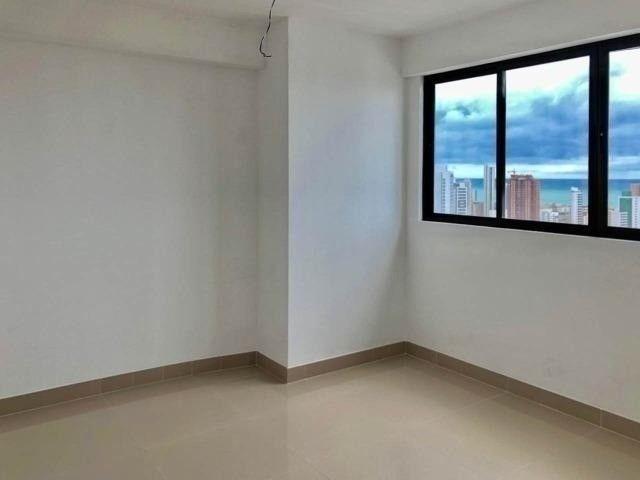 MD | Oportunidade em Boa Viagem - Apartamento 4 suítes - 185m² - Jardim das Tulipas - Foto 10