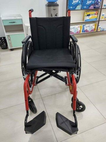 Cadeira de Rodas NOVA modelo H10 - Foto 5