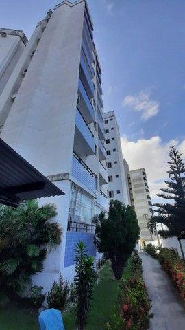 Excelente apartamento com 3 quartos, 1 suite, 66 m2 , 9o. andar no bairro Damas - Fortalez