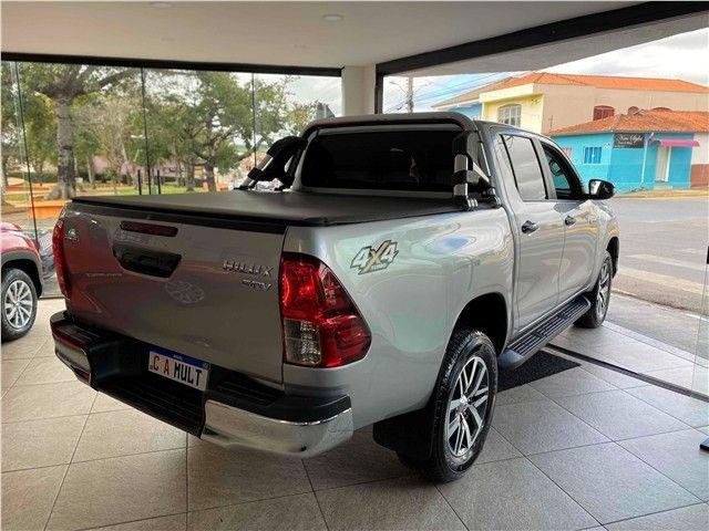Toyota Hilux 2019 2.8 srv 4x4 cd 16v diesel 4p automático - Foto 4