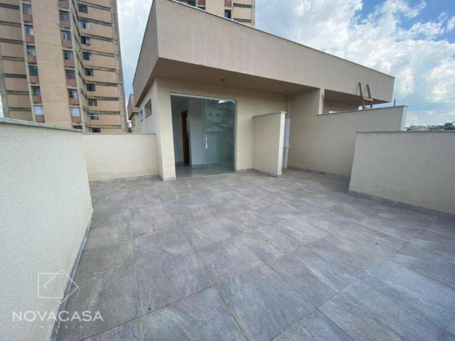 Cobertura com 4 dormitórios à venda, 89 m² por R$ 505.000,00 - São João Batista (Venda Nov