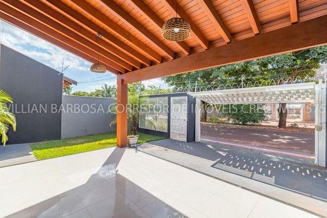 Casa com área de lazer completa e alto padrão de acabamento no Jd das Nações! - Foto 7
