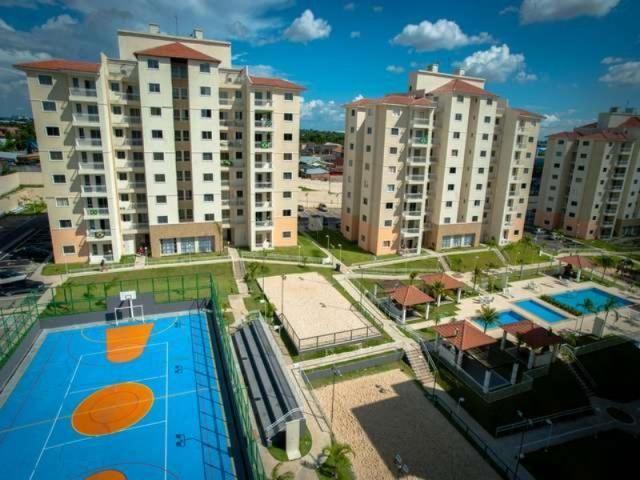 3 quartos 236 mil, 74m2, bairro Flores